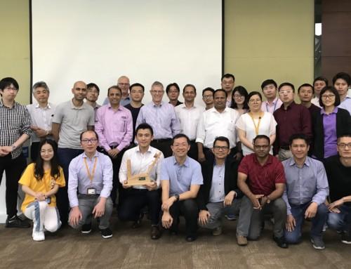 DFSS Shanghai 2019
